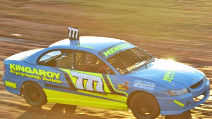 NEED FOR SPEED: Kingaroy speedway to host 2019 Australian Modified Sedan championships.