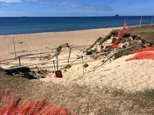 Lambert's and Midge Point erosion damage to be fixed urgently
