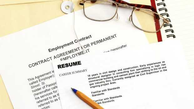 A new hiring app is ruling out the need for CVs and multiple job interviews. Source: Supplied