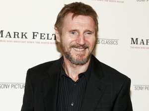 Neeson's drastic weight loss: 'I took it too far'