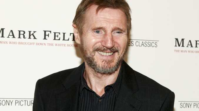 Liam Neeson lost almost 10kgs for a film role — but now admits he took it a little too far.