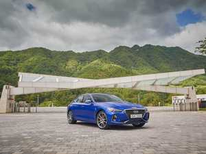 FIRST DRIVE: Hyundai's luxurious Genesis G70 compact sedan