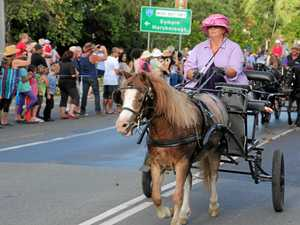 Iconic horse festival gallops ahead in Kilkivan