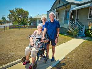 Good neighbours: Side by side for sixty years