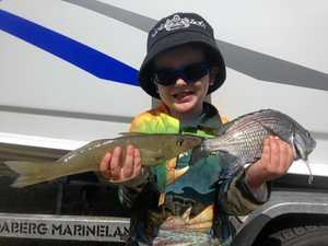 Big catch: Kids enjoy fishing comp too