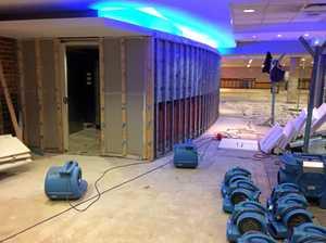 Flood sees club green-light massive renovation program
