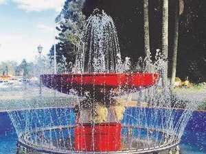 Today's the big day for Lismore's Lions fountain
