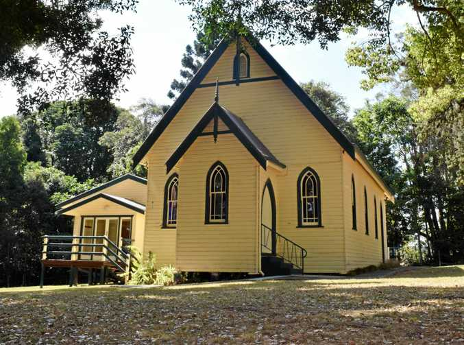 After 130 years of Christian witness, the Eureka Uniting church will close it's doors after its final service the morning of October 8.