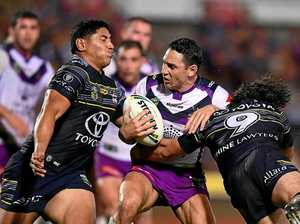 Storm and Cowboys to battle for NRL glory
