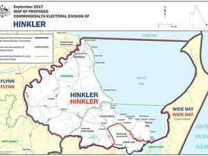 Electoral boundaries may be a-changin'