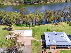 Waterfront Rocky property goes under the hammer