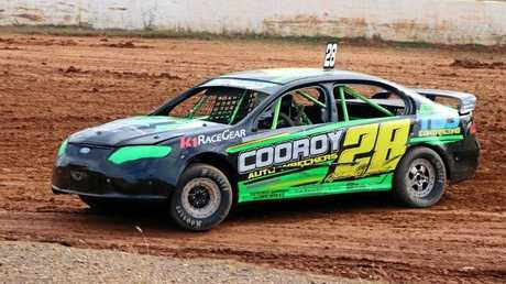 Aiden Raymont will be racing in Gympie this weekend.