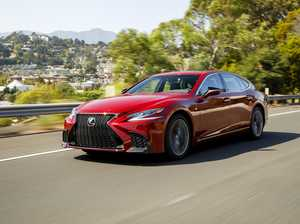 ROAD TEST: New look for golden oldie Lexus LS500
