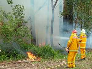 Campfires and barbecues banned in State forests