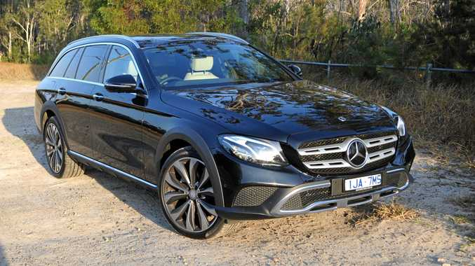 The Mercedes-Benz E-Class All-Terrain starts from $109,900 plus on-roads.