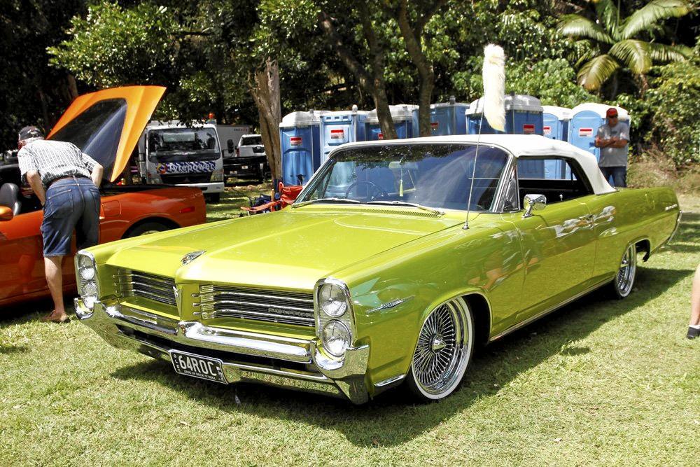2016 Noosa Beach Classic Car Show.Photo: Iain Curry