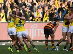 Tigers blow Crows out of the MCG with stunning win