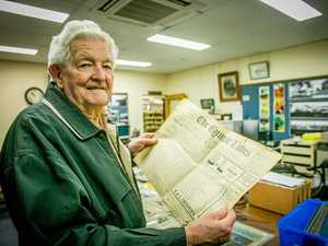 Newspaper history donated to library