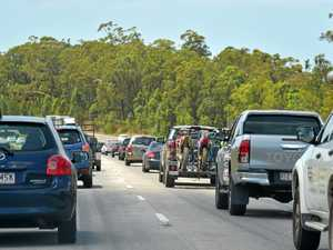 Chaos threatens: When you must avoid the Bruce Hwy this weekend