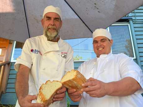 Old Frenvale Bakery expert cake baker Matthew Brown and expert pie baker Bradley Gordon met on common bread ground to formulate a gluten free sourdough bread.