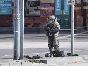 Police stop Melbourne CBD car rampage