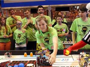 Toowoomba secures robotics, coding grant for kids