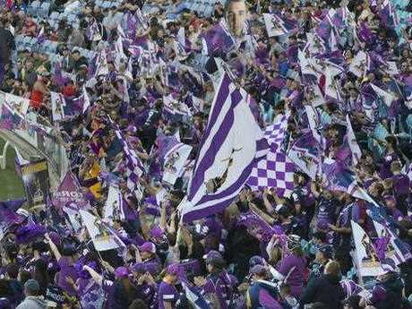 NRL grand final between the Melbourne Storm and the North Queensland Cowboys at ANZ Stadium in Sydney, Sunday, October 1, 2017.