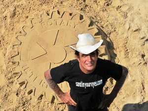 Noosa Sandman carving a career