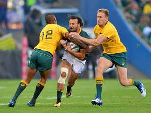 Wallabies, Springboks forced to settle for second draw