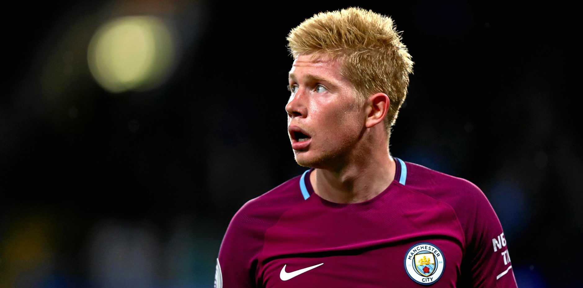 Kevin De Bruyne scored the winner for Manchester City in the 1-0 win at Chelsea.