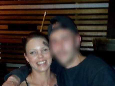 Family of the victim say the 34-year-old had taken out an AVO against Russell Wood earlier this year.Source:Supplied
