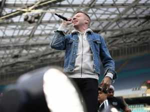 Macklemore's huge pledge to Yes campaign