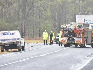UPDATE: Details released on fatal Miriam Vale crash