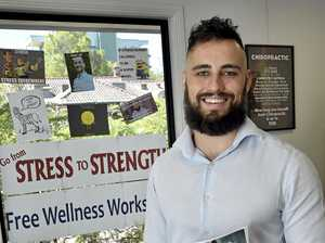 Go from stress to strength at city workshop