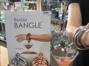 WATCH: Booze Bangle sends internet into spin