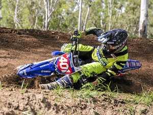 Rising star of motocross eyes national crown