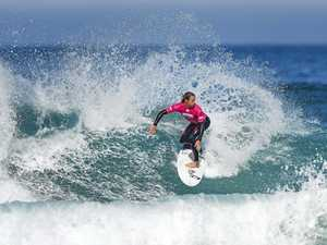 Keely to take on tough competitor at the Cascais Women's Pro