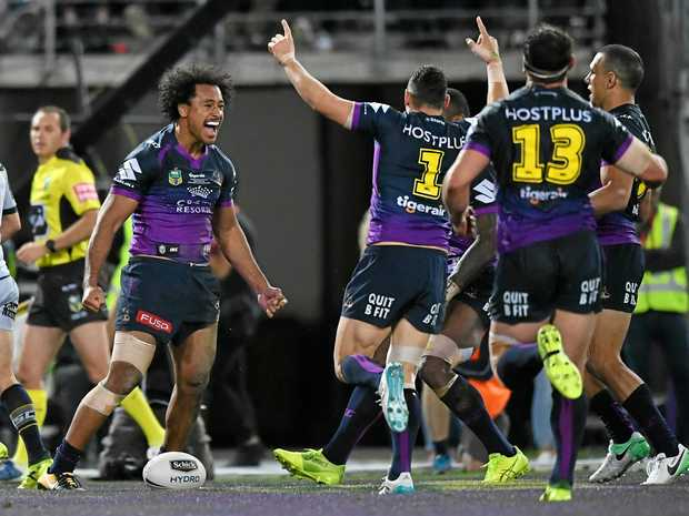 Australia squad features seven Melbourne Storm players
