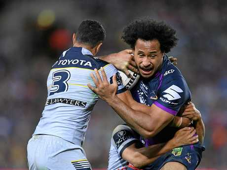 Australia include seven Melbourne Storm players in World Cup squad