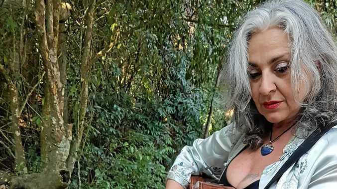 TOURING: Sydney-based singer songwriter Marguerite Montes.