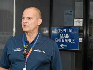 Bundy health boss condemns brawl in hospital emergency dept