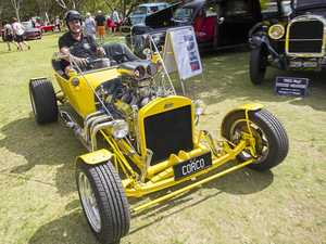 Weather gods smile on precious Noosa Car Show metal