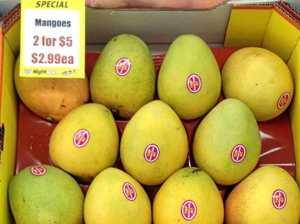 Mango: One of the last seasonal fruits