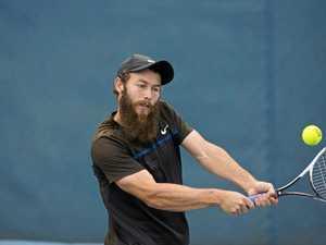 Men's singles starts at Toowoomba International