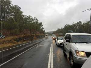 Bruce Hwy crash leaves traffic backed up north of Gympie