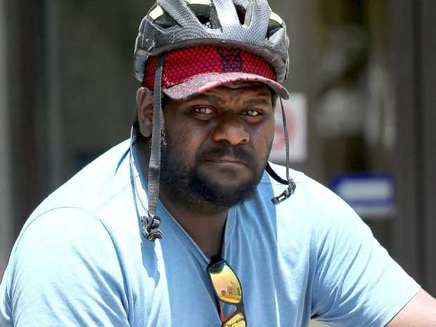 Timothy Pablo pleaded guilty to sexually assaulting two women while riding his bike earlier in mid September. PICTURE: ANNA ROGERS