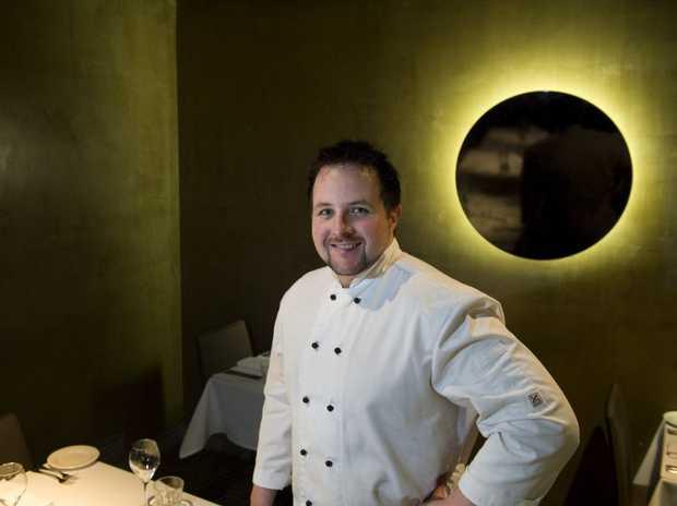 Former Olive Branch restaurant owner Jason Matthew Wood.