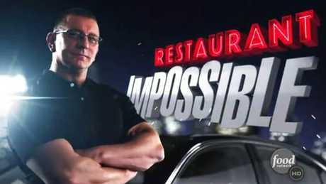 Robert Irvine from Restaurant Impossible.