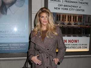 Actor Kirstie Alley tries to cash in on Las Vegas tragedy