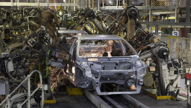 End Of The Line Toyota To Shut Factory As Final Camry Rolls Off The